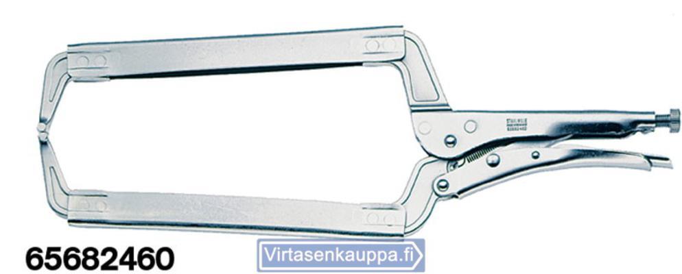 Lukkopihti (kaari) 460x180 mm - Stahlwille - Lukkopihti (kaari) 460x180 mm