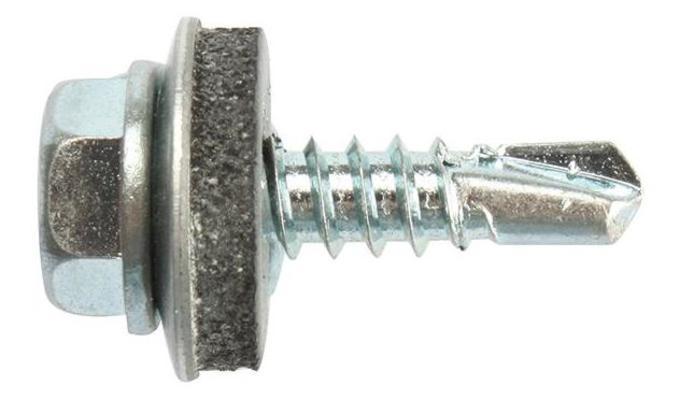 Kateruuvi teräsruoteeseen, Koelner - Kateruuvi, koko: M4, 8x19 mm (lista-/limitysruuvi)
