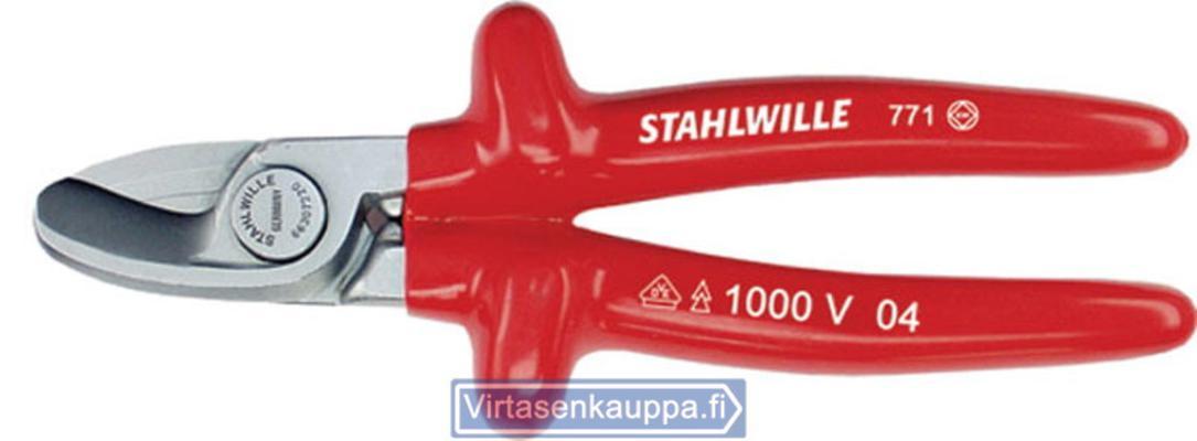 Kaapelileikkurit 220 mm, Stahlwille - Kaapelileikkuri 220 mm