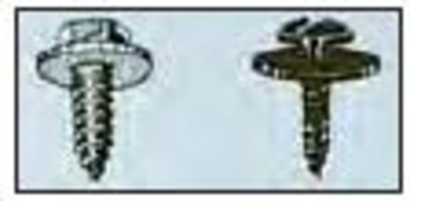 Levyruuvilajitelma, sinkitty, Torx- ja kuusiokannat, Restagraf - Levyruuvilajitelma, sinkitty, Torx- ja kuusiokannat