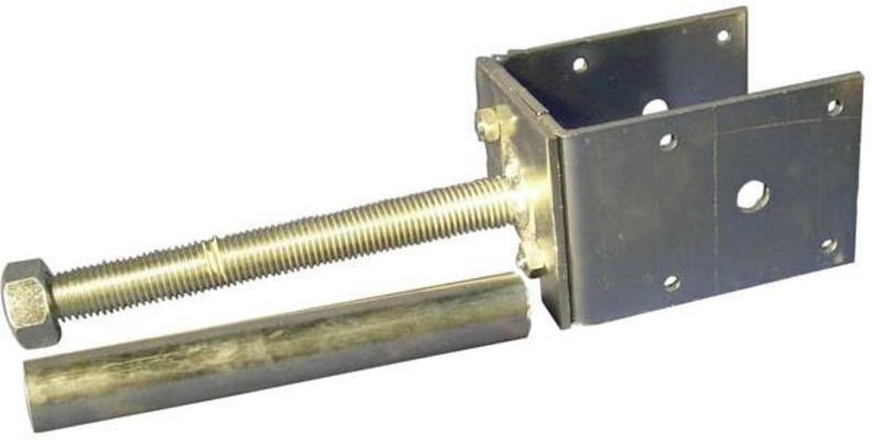 Pilarikenkä - säädettävä - Pilarikenkä 80-120 mm