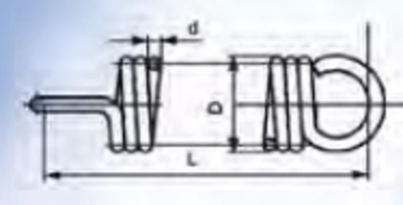 Vetojousilajitelma  DIN2097, Förch - Vetojousilajitelma  DIN2097
