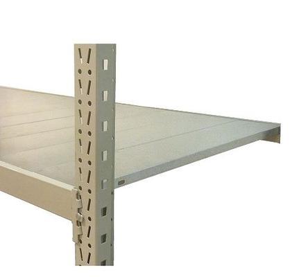 Kuormataso (2300 x 600 mm / 350 kg) peltitasoilla - Kuormataso (2300x600 mm/350 kg), peltitasot