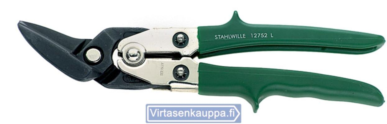 Peltisakset L260 (vasemmalle leikkaava), Stahlwille - Peltisakset L260 (vasemmalle leikkaava)