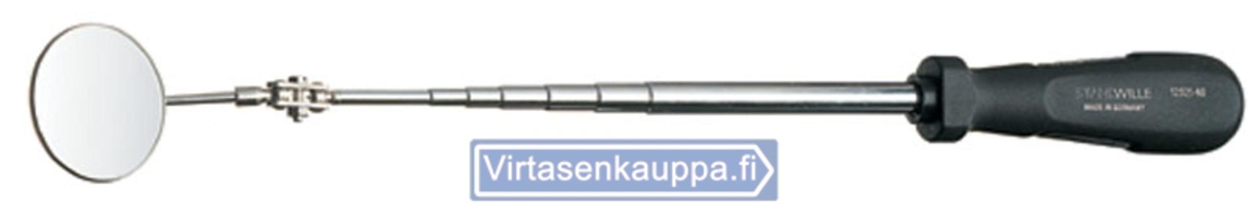 Tarkistuspeili + varsi, 30 mm, Stahlwille - Tarkistuspeili + varsi, 30 mm