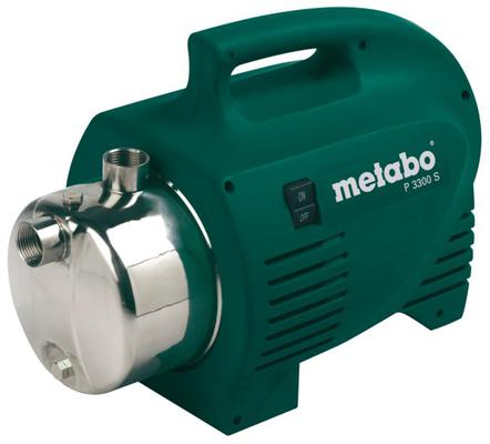 Puutarhapumppu, Metabo P 3300 S - Puutarhapumppu, Metabo P 3300 S