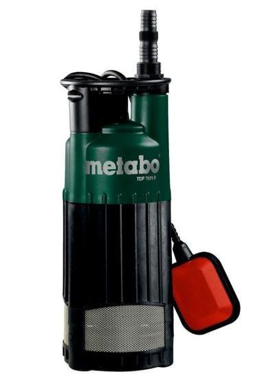 Uppopainepumppu puhtaalle vedelle 1000 W, Metabo - Uppopainepumppu Metabo TDP 7501 S