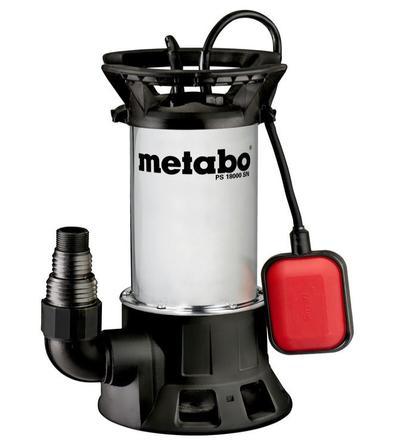 Uppopumppu likavedelle, 1100 W, Metabo - Uppopumppu Metabo PS 18000 SN