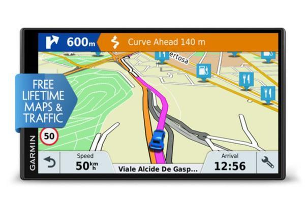 Navigaattori DriveSmart 61 LMT-D, Garmin  - Navigaattori DriveSmart 61 LMT-D
