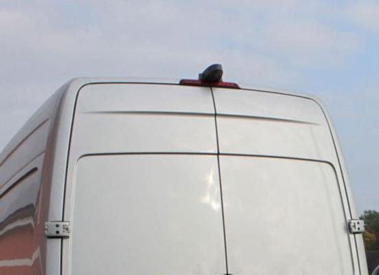Peruutuskamera pakettiautoon - Peruutuskamera pakettiautoon