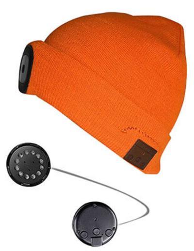 Bluetooth pipo valolla (oranssi), K27