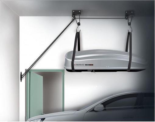 Boxlift -varastointijärjestelmä suksibokseille - Boxlift -varastointijärjestelmä