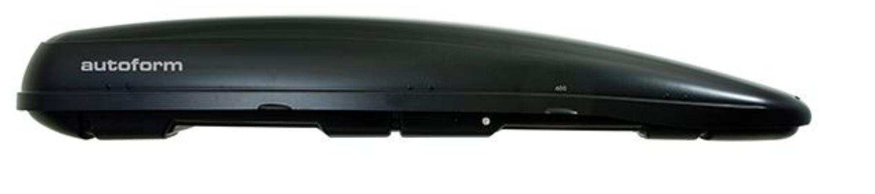 Suksiboksi XR600, Autoform - Suksiboksi, mattamusta