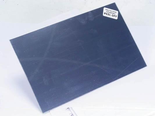 Joustava muovipeili (253 x 178 mm)