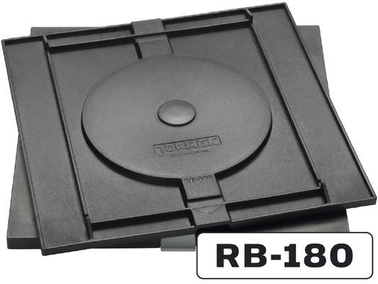 Kääntölevy RB-180, hiomakoneisiin TORMEK T 7 ja TORMEK T 4