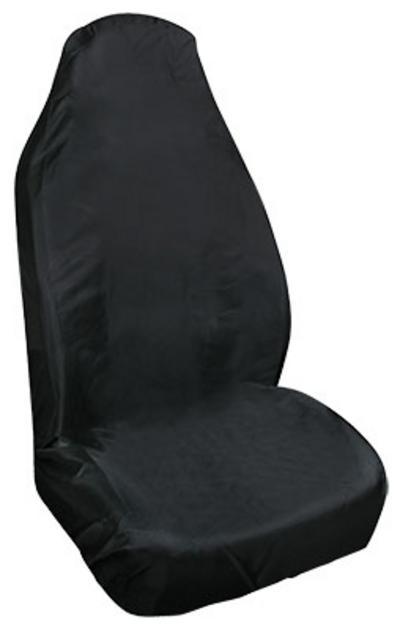 Istuinsuoja autoon (musta), K27