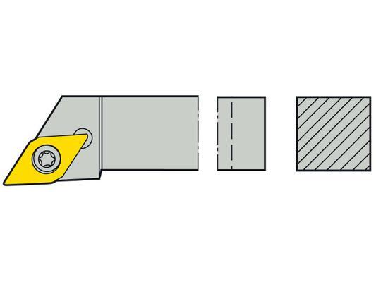 Teränpidin 93° ulkopuoliseen sorvaukseen, Seco SDJCR1212M11 - Teränpidin 93° ulkopuoliseen sorvaukseen, 150 mm