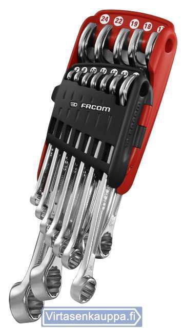 Kiintosilmukka-avainsarja, Facom 440.JP12 - Kiintosilmukka-avainsarja 440.JP12