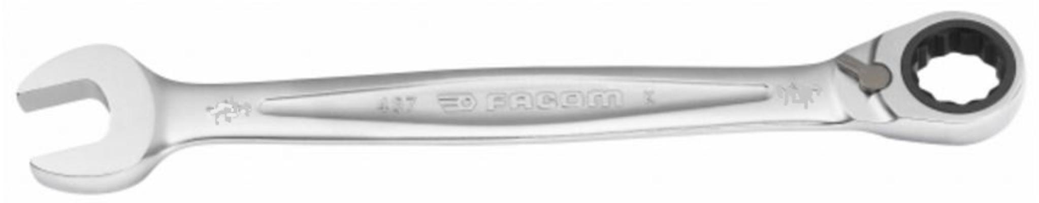 Räikkälenkkiavain, Facom - Räikkälenkkiavain 10 mm