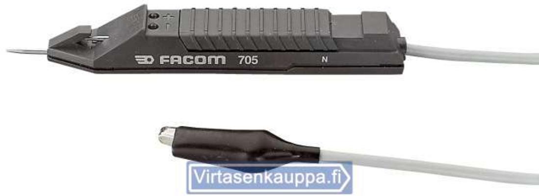 Jännitteen koetin, Facom 705 - Jännitteen testauslaite