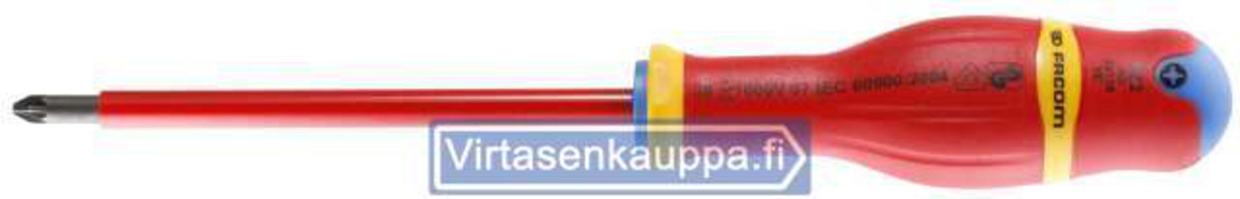 Pozidriv-ruuvitaltta sähkötöihin, Facom - PZ1