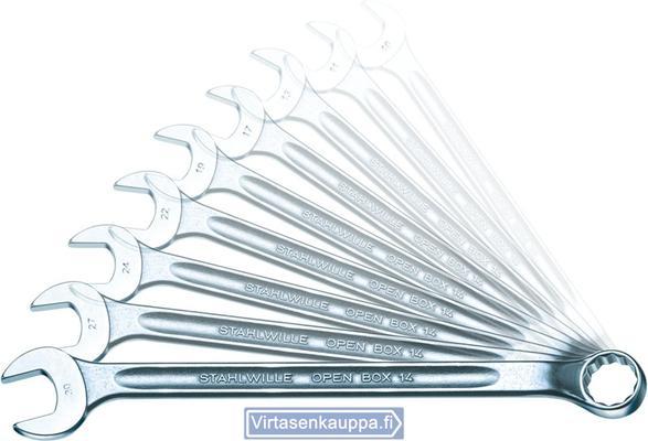 Kiintolenkkiavainsarja, Stahlwille - Kiintolenkkisarja