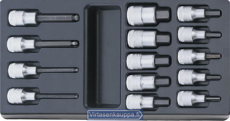 Kuusiokolosarja 54+54KK (moduulissa), Stahlwille - Kuusiokolosarja 54+54KK (moduulissa)