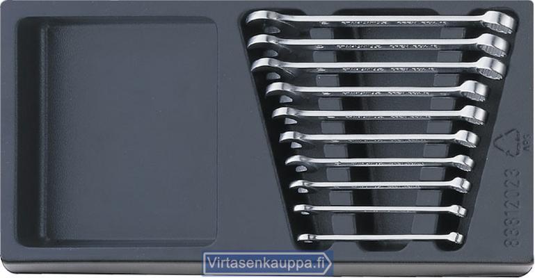 Kiintoavainsarja 6-15 mm, Stahlwille - Kiintoavainsarja 6-15 mm
