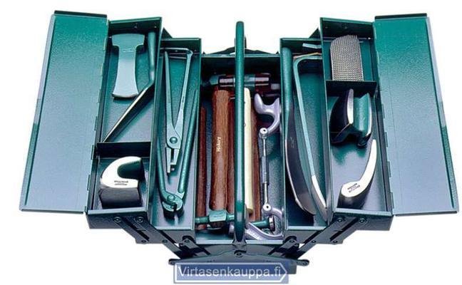 Peltisepänsarja, Stahlwille - Peltisepän työkalusarja