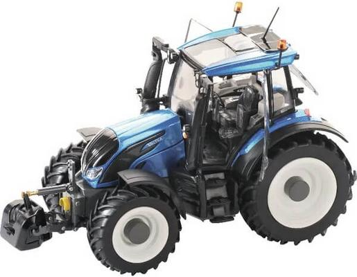 Lelu traktori Valtra N4 174 blue, Ros