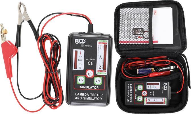 Lambda-anturitesteri, BGS Technic - Lambda-anturitesteri