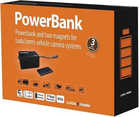 FlexiPack X akkupaketti langattomiin kameroihin, Luda - FlexiPack akkupaketti langattomiin kameroihin