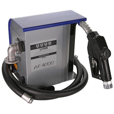 Polttoainepumppusarja 230V, 100 l/min - diesel, Meganex - Polttoainepumppusarja 230V, 100 l/min - diesel