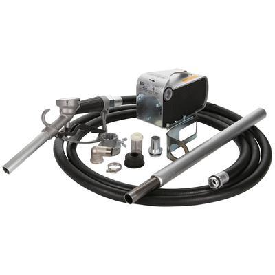 Polttoainepumppusarja - tynnyripumppu (diesel) 230V, 40 l/min, Meganex - Polttoainepumppusarja - tynnyripumppu 230V, 40 l/min