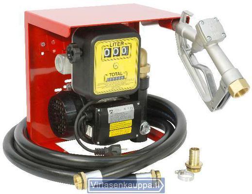 Polttoainepumppusarja mittarilla, 230 V - Meganex - Polttoainepumppusarja mittarilla, 230 V