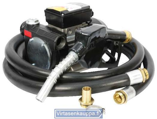 Polttoainepumppusarja 230 V, 80 l/min, Meganex - Polttoainepumppusarja 230 V, 80 l/min