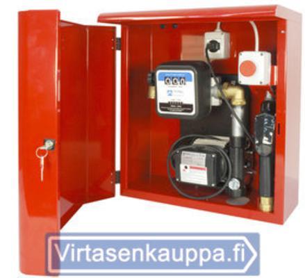 Polttoainepumppusarja 60 l (kaappi), Meganex - Polttoainepumppusarja 60 l (kaappi)