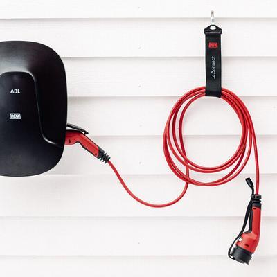 Sähköauton latauskaapeli | Type 2/2 | 4,6 kW | 7,5 m | 1-vaihe, Defa