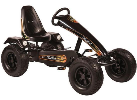 Polkuauto Hot Rod, Dino Cars - Polkuauto Hot Rod, Dino Cars