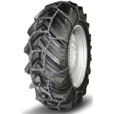 Traktorin jääketjut 480/70-28, Tellefsdal - Jääketjut NorTractor 6,5 480/70-28