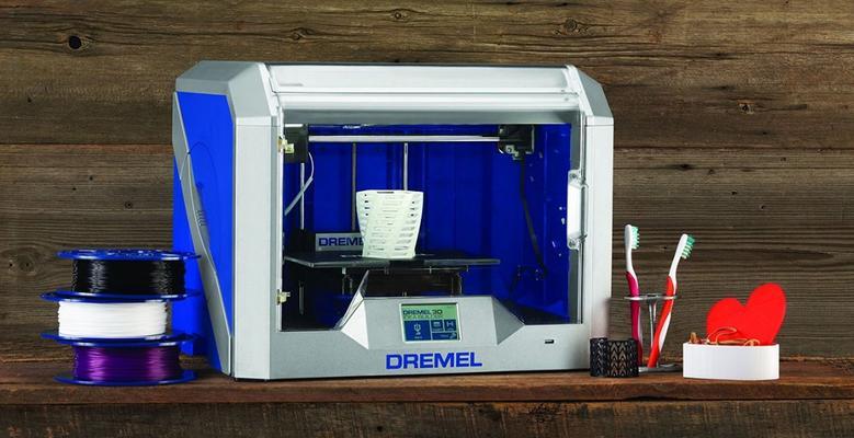 3D-tulostin 3D40 Idea Builder, Dremel - 3D-tulostin 3D40 Idea Builder