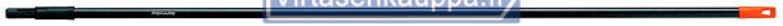 Haravan vaihtovarsi kiinnikemekanismilla, Fiskars - Haravan vaihtovarsi kiinnikemekanismilla