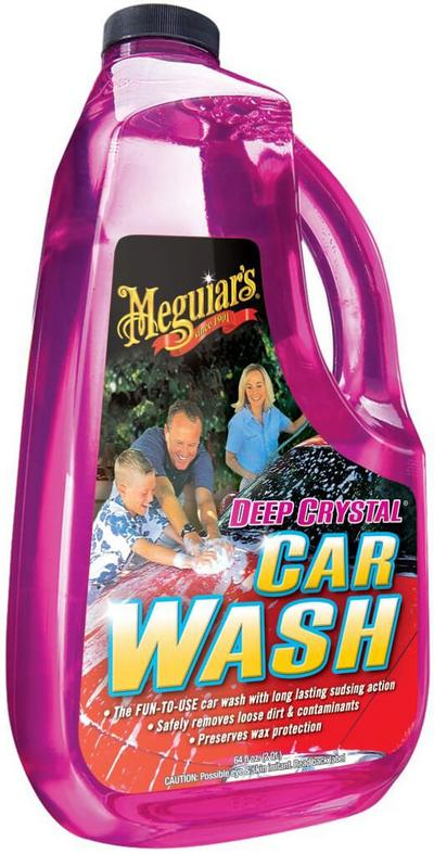 Autoshampoo Deep Crystal Wash, Meguiars