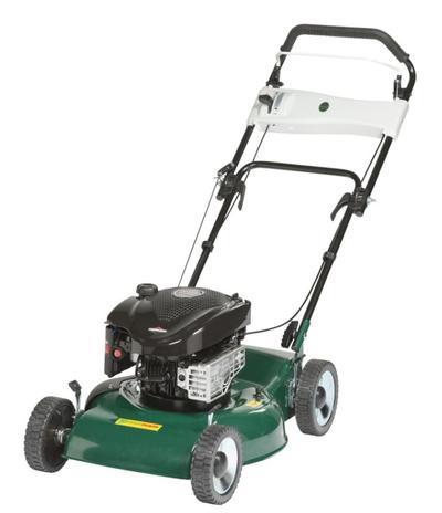 Ruohonleikkuri Greenteam Biomulc 675E  - Ruohonleikkuri Greenteam Biomulc 675E