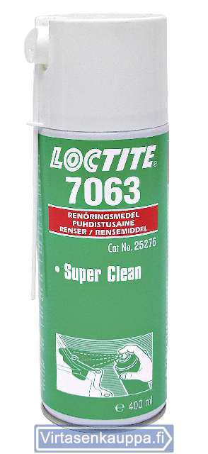 RASVANPOISTOSPRAY 400ML 7063