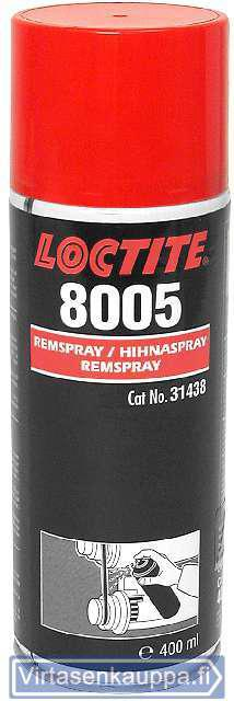 KITKASPRAY LOCTITE 400ML 8005