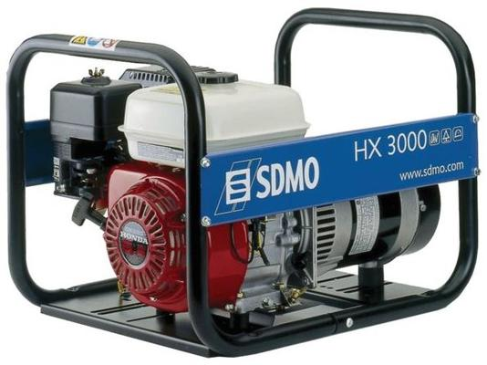 Aggregaatti Honda HX3000, 230 V / 3 kW - SDMO - Aggregaatti Honda HX3000, 230 V / 3 kW