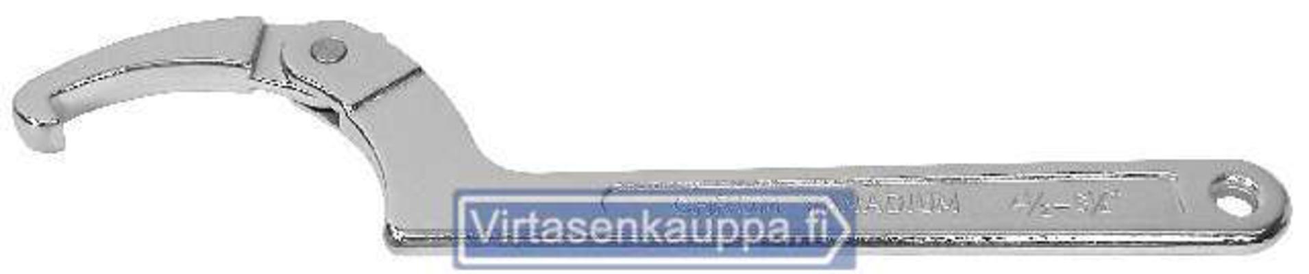 SÄÄDETTÄVÄ HAKA-AVAIN - 20 - 50 mm