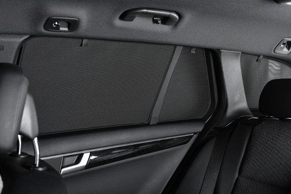 Häikäisysuojasarja Jaguar XF, aurinkosuojalliseen malliin 4 ovinen (vuosimalli 08-15)