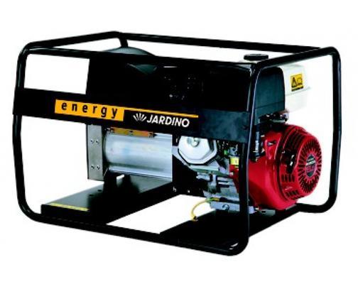 Hitsausaggregaatti Honda Jardino S220DCHN, 230 V & 400 V / 3 kW & 4,8 kW - Hitsausaggregaatti Honda Jardino S220DCHN, 230 V & 400 V / 3 kW & 4,8 kW